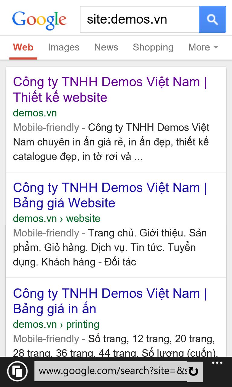 Google thay đổi thuật toán ngày 21/4/2015, website của bạn có bị ảnh hưởng?