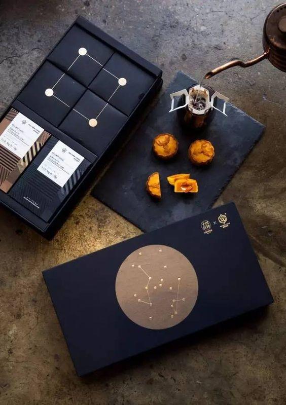Hộp bánh Trung Thu cao cấp ( Mooncake packaging )