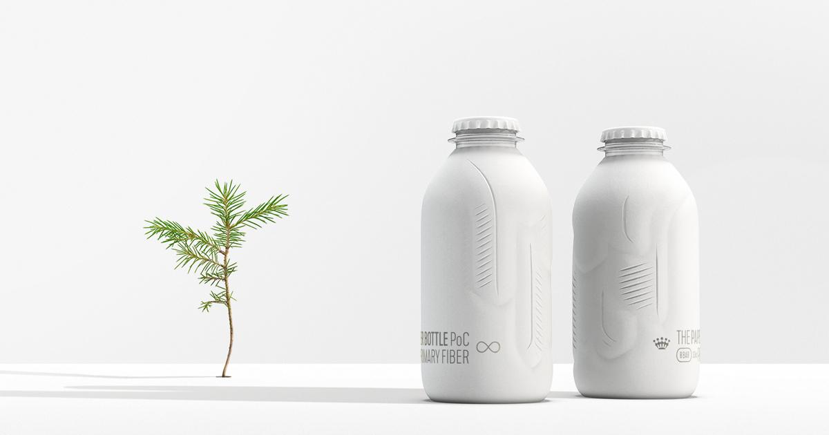 """""""Chai giấy"""" dự án với tầm nhìn hướng đến thế giới bền vững hơn"""